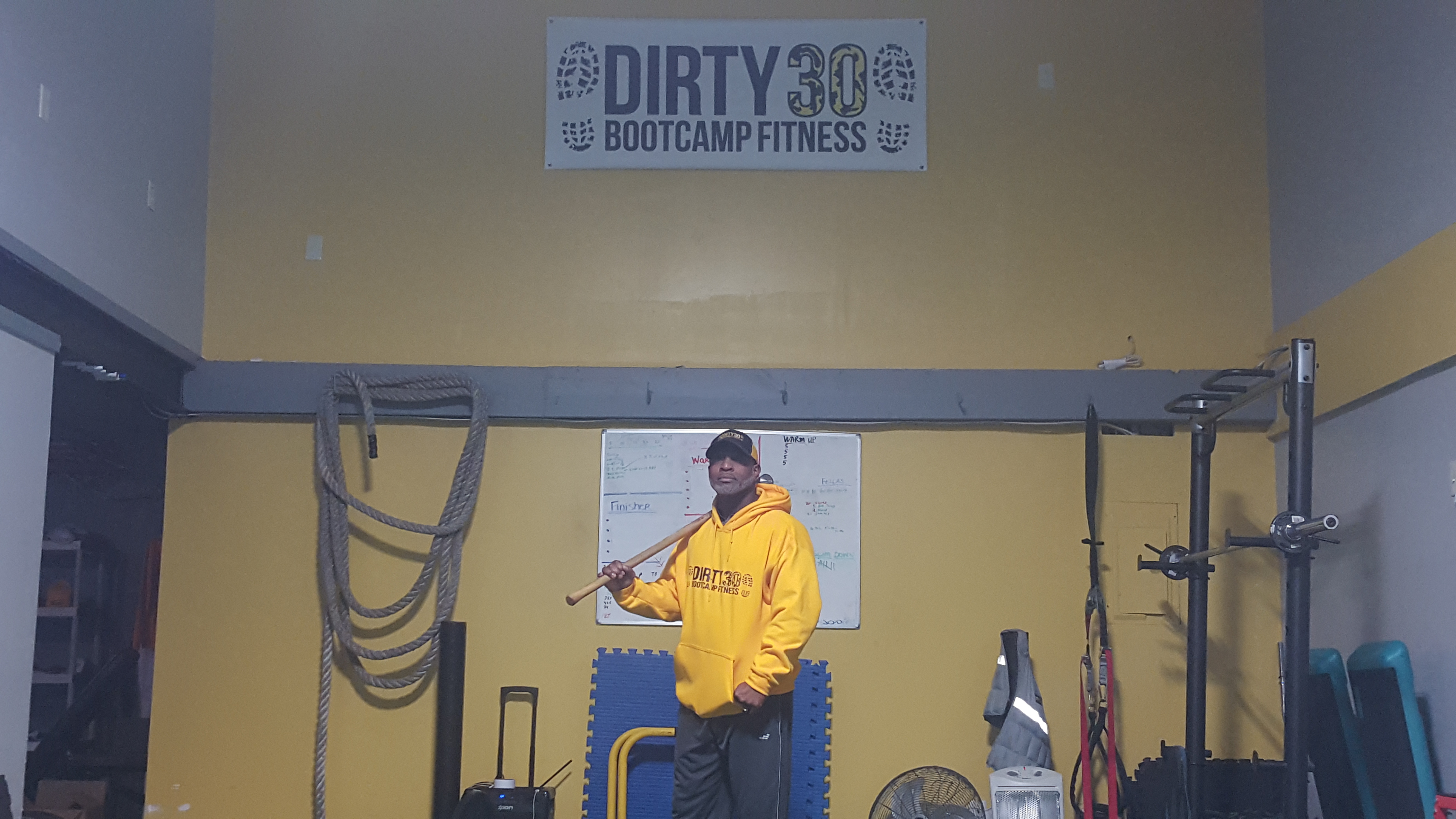 Jewels Of The City – Dirty 30 Bootcamp Fitness