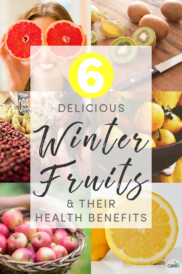 6 Fruits With Benefits