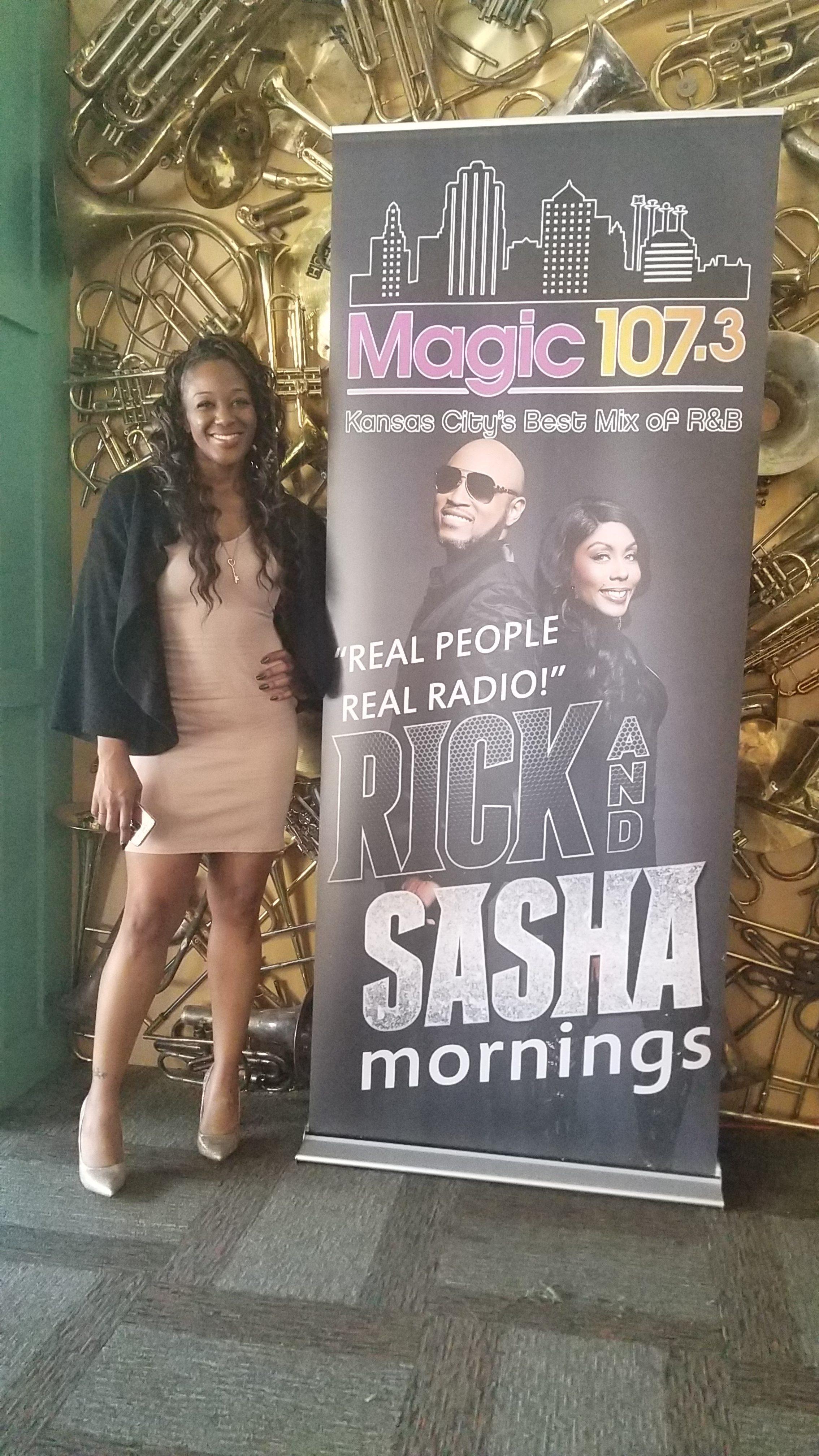 Rick And Sasha Mornings And The BariGirls