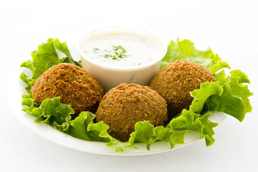Falafel (As Seen On Fox4kc)