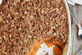 Bari Good For You Sweet Potato Casserole – As Seen On Fox4KC