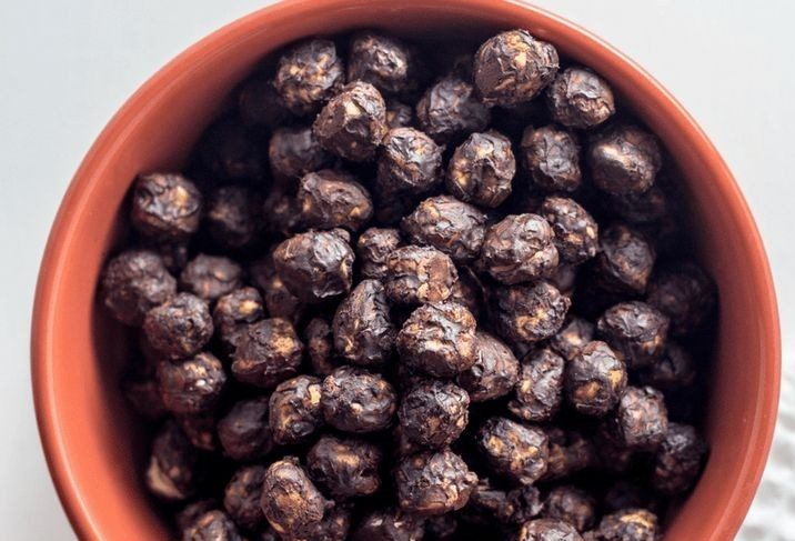 Chocolate Covered Chickpeas – As Seen On Fox4KC