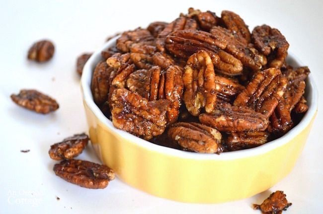 Maple Covered Pecans Or Almonds – As Seen On Fox4KC
