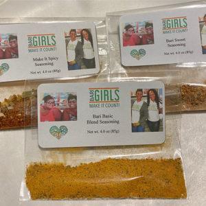 Bari Seasoning Sample 3-Pack